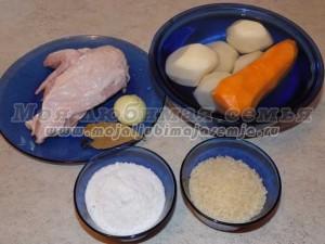 Куриный супчик «Семейный» фотография 1