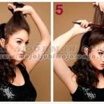 Повседневные прически для длинных волос