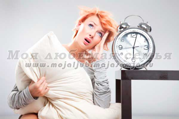 Последствия недосыпа