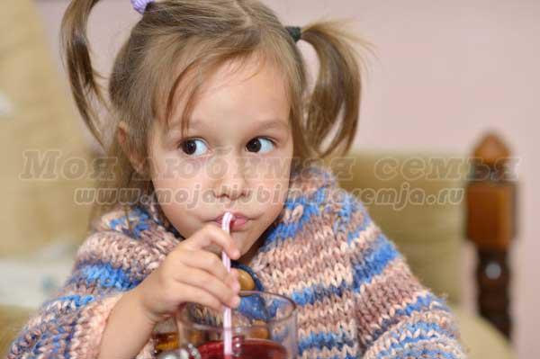 Как выбрать сок для ребенка.