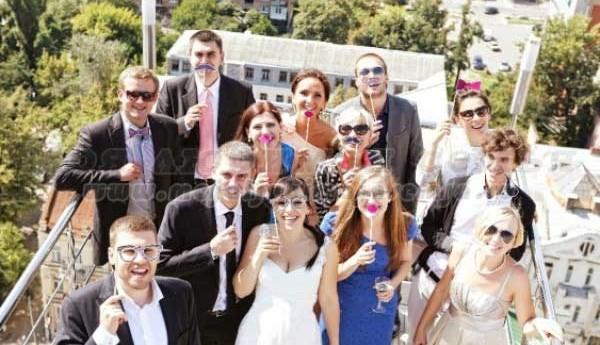 Развлекательные мероприятия на свадьбе.