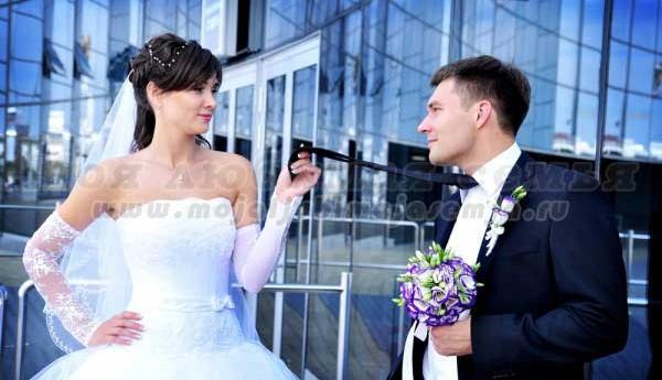 Выбор места проведения свадебного торжества.