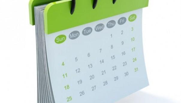 Календарь ухода за лицом 2014