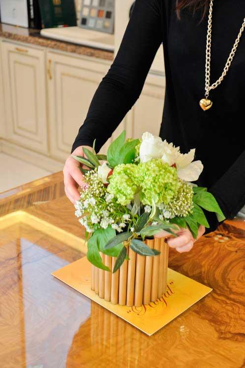 Как сделать кашпо для цветов своими руками 3