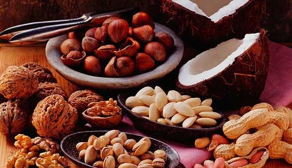Орехи для похудения.
