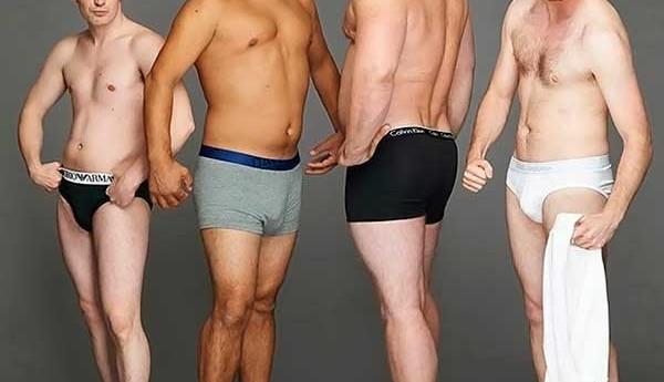 Мужское рельефное тело больше не в моде.