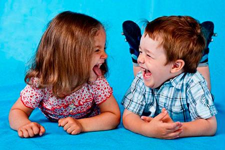 Важность положительных эмоций для гармоничного развития ребенка.