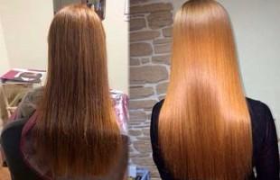 Кератиновое выпрямление: на страже красоты ваших волос!