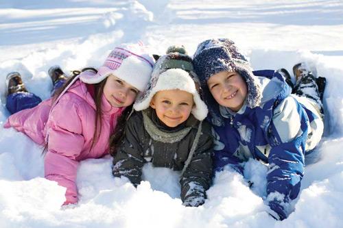 Что нужно иметь ребенку для зимы.