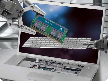 Модернизация компьютеров и ноутбуков.