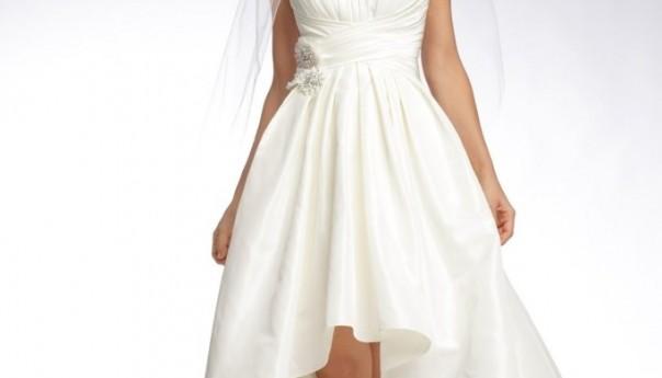 Фасоны свадебных платьев.