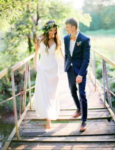 Какой стиль и цвет выбрать для свадьбы?