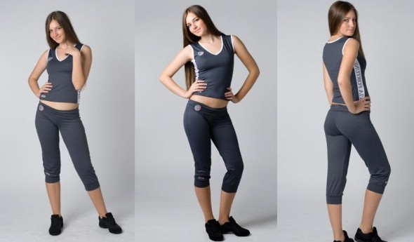 Основные правила в выборе спортивной одежды.