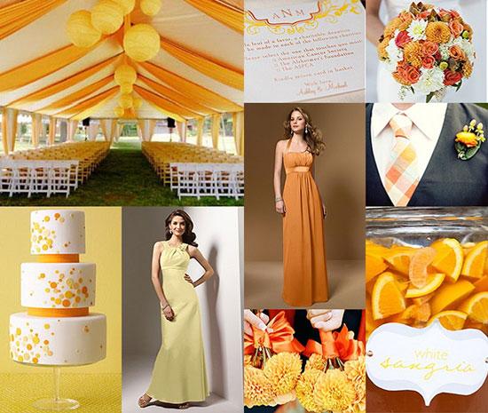 декорирования летней свадьбы
