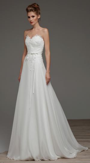 Свадебное платье Laperla из коллекции Lounge (2017)