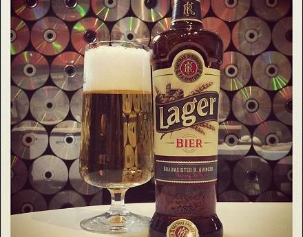 Пиво Лагер