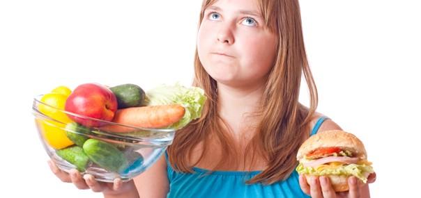 Лишний вес у подростка: причины проблемы, программа действий для родителей