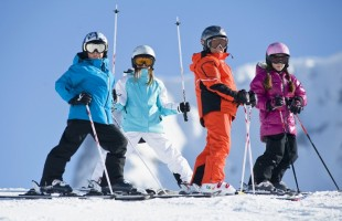 Подход к одежде для горнолыжного курорта