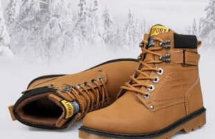 Главные правила выбора мужской зимней обуви.