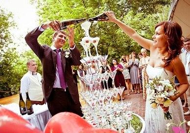 Профессиональная организация свадебного мероприятия