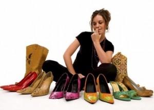Как полной женщине правильно подобрать обувь?