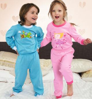 Как выбрать детскую пижаму.