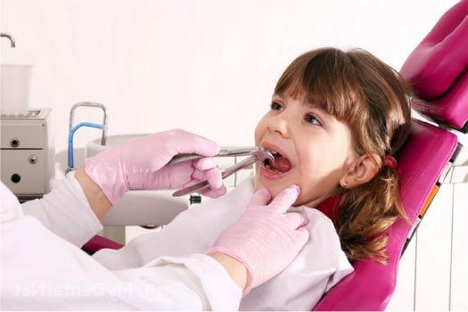 Лечение зубов в Babydent74.ru