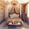 Оформляем спальню в стиле будуар.
