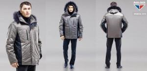 Практичные и стильные зимние куртки Autojack.