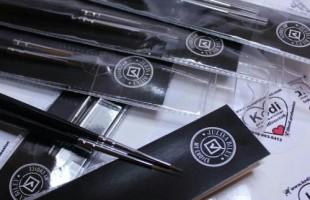 Профессиональные кисти для макияжа Kodi Professional.