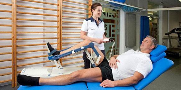 Перелом бедренной кости – лечение и реабилитация.