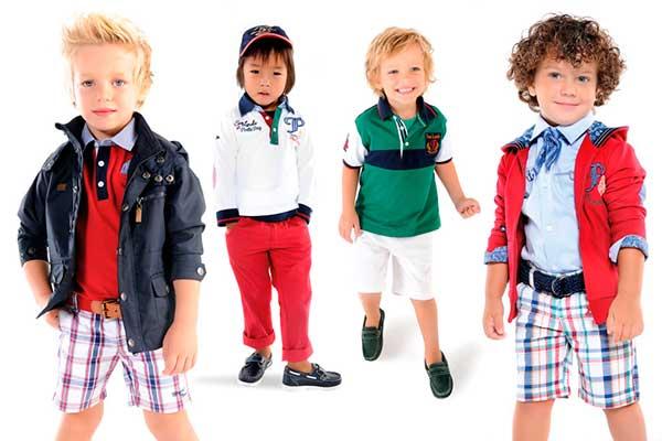 Брендовая детская одежда - выбор для самых главных.