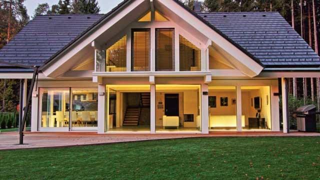 Каркасные дома: виды и преимущества